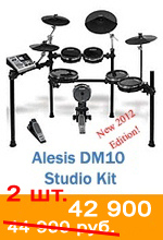 Alesis DM10 Studio Kit - скидка!
