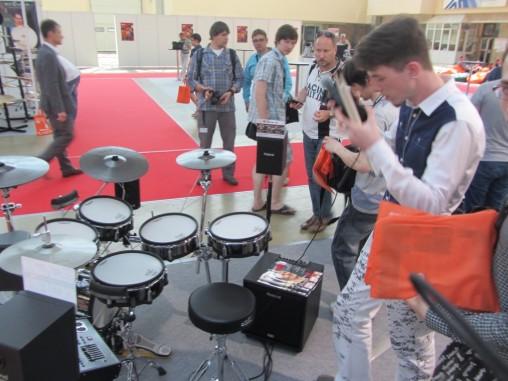 Roland TD-30 или барабаны по цене автомобиля!