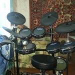 Барабаны моей мечты :)