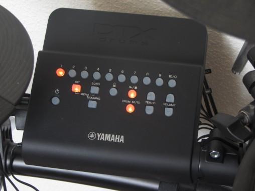 Модуль Yamaxa DTX400: внешний вид