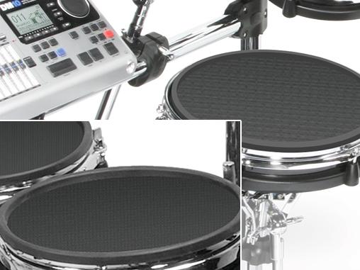MeshHead пэды у Alesis DM10 Studio и X Kit