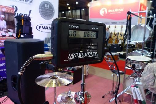 Drumometer - говорят, что им измеряют рекорды Гиннеса.
