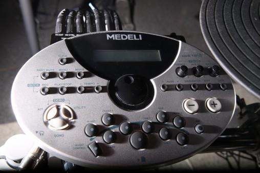 Барабанный модуль Medeli DD518DX - сердце ударной установки