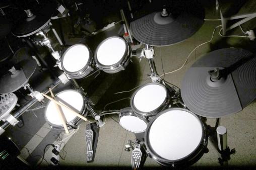 Пэды барабанов Medeli DD518DX с кевларовой сеткой