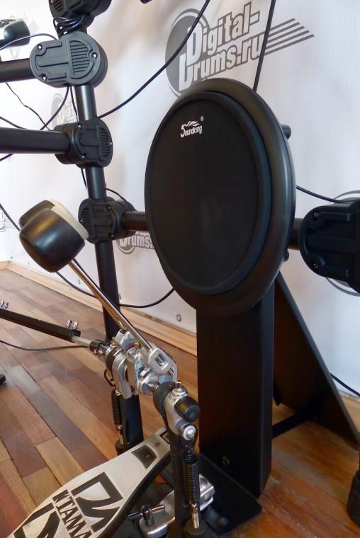 Пэд бочки SKD230 стандартный, шумный, жесткий