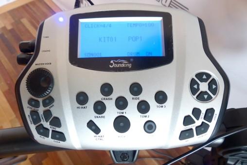 Барабанный модуль Soundking 230