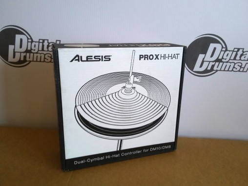 Alesis X hi-hat Pro в коробке