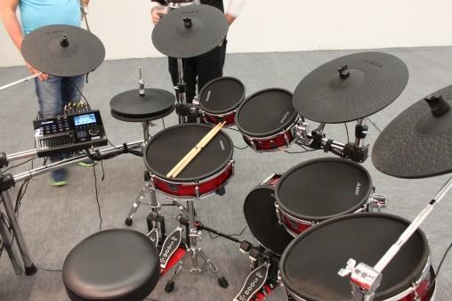 Электронные барабаны Alesis Strike Pro Kit