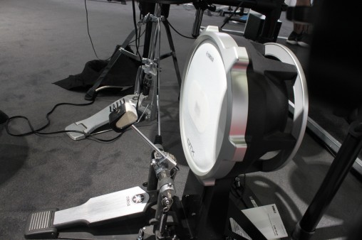 Новый пэд Yamaha KP100