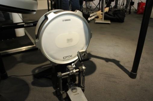 Пэд бочки Yamaha KP100 с кевларовой сеткой