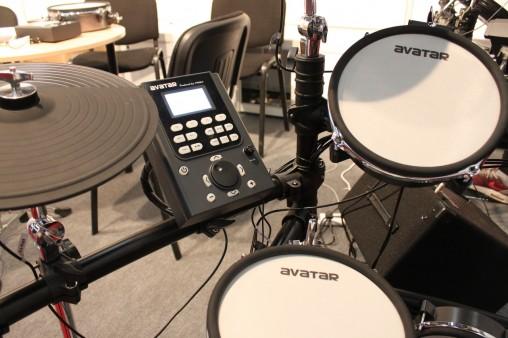 Электронные барабаны со звучным названием Avatar