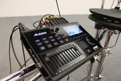 Модуль Alesis Strike Kit - теперь и полноценный семплер