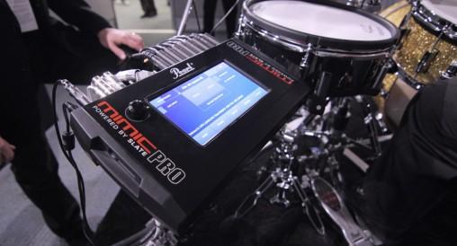 Pearl Mimic Pro большой сочный тач-скрин дисплей