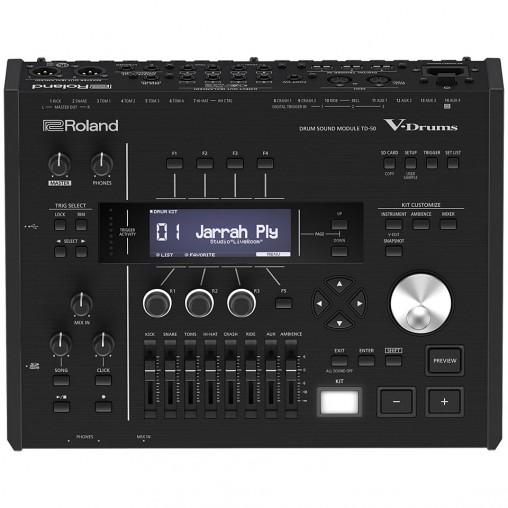 Roland TD-50 главный конкурент модуля Pearl Mimic Pro