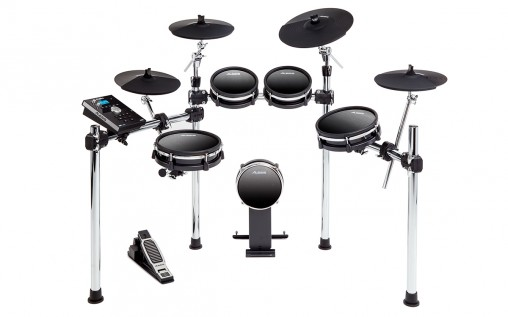 Установка Alesis DM10 MKII Studio Mesh Kit