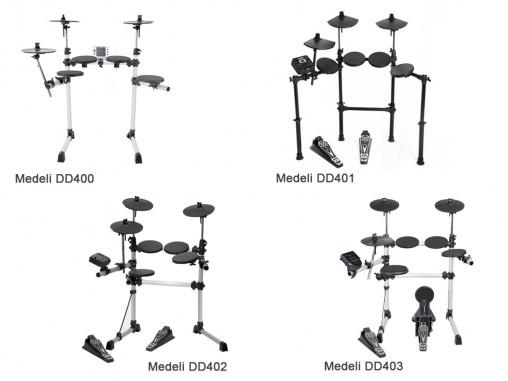 Самые бюджетные электронные барабаны Medeli